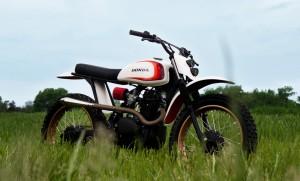 Honda 125 Scrambler