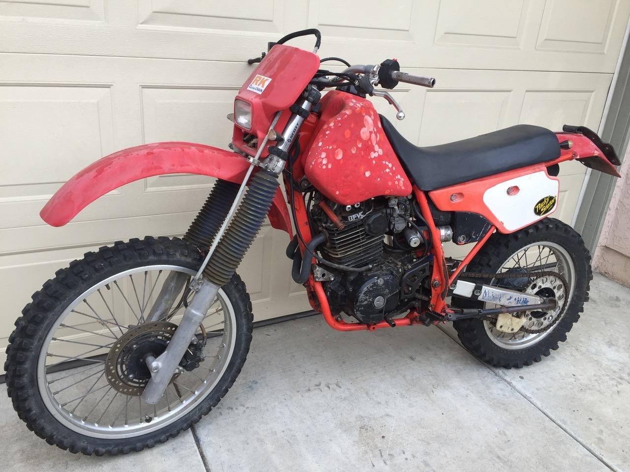 Street-Legal Honda XR600R by Therapy Garage – BikeBound
