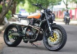 Kawasaki Ninja 250 Street Tracker