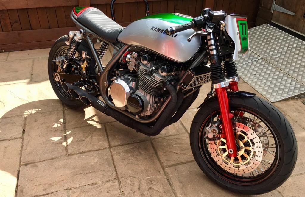 Kawasaki Zephyr Cafe Racer