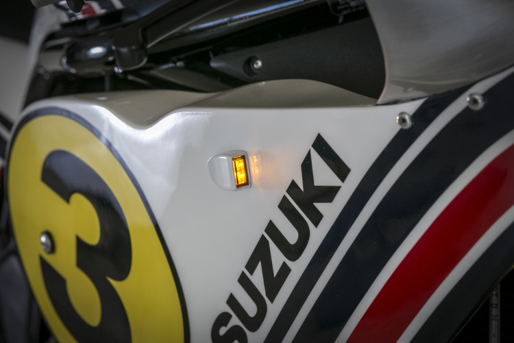 Suzuki Bandit 1200 custom