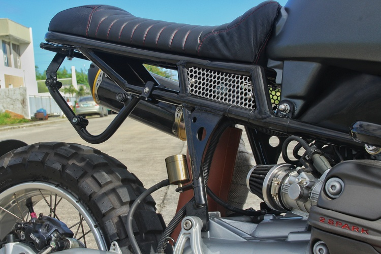 BMW GS1150 Scrambler