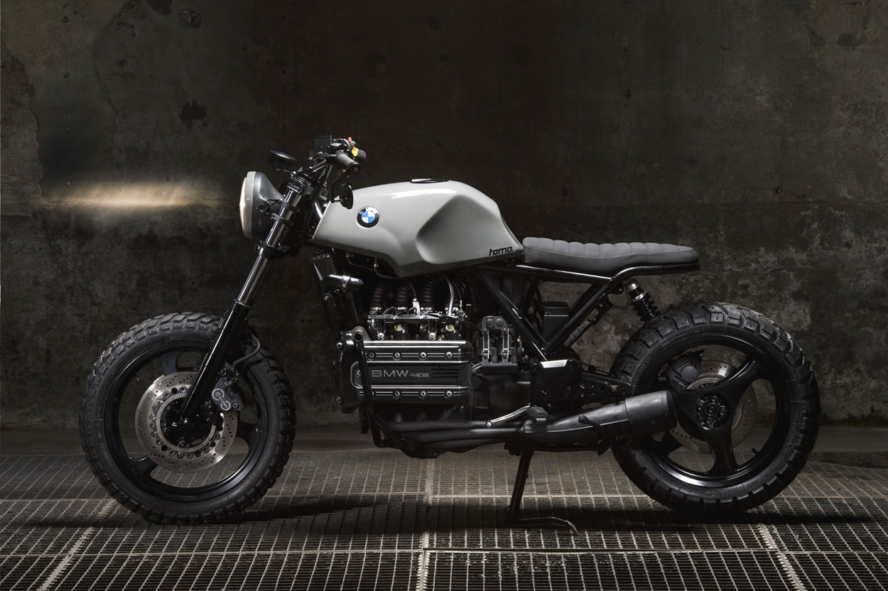 BMW K1100 Special by TOMA Customs – BikeBound