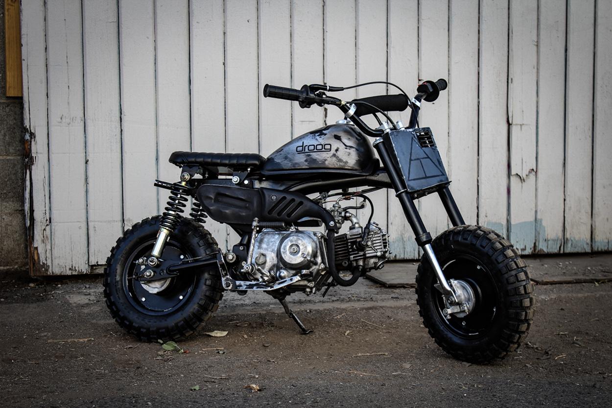 Honda Z50 Custom