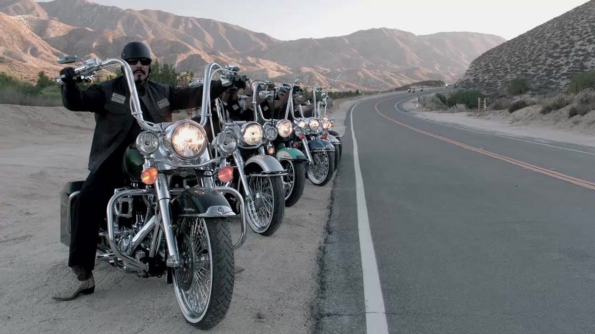 Mayans MC Motorcycles