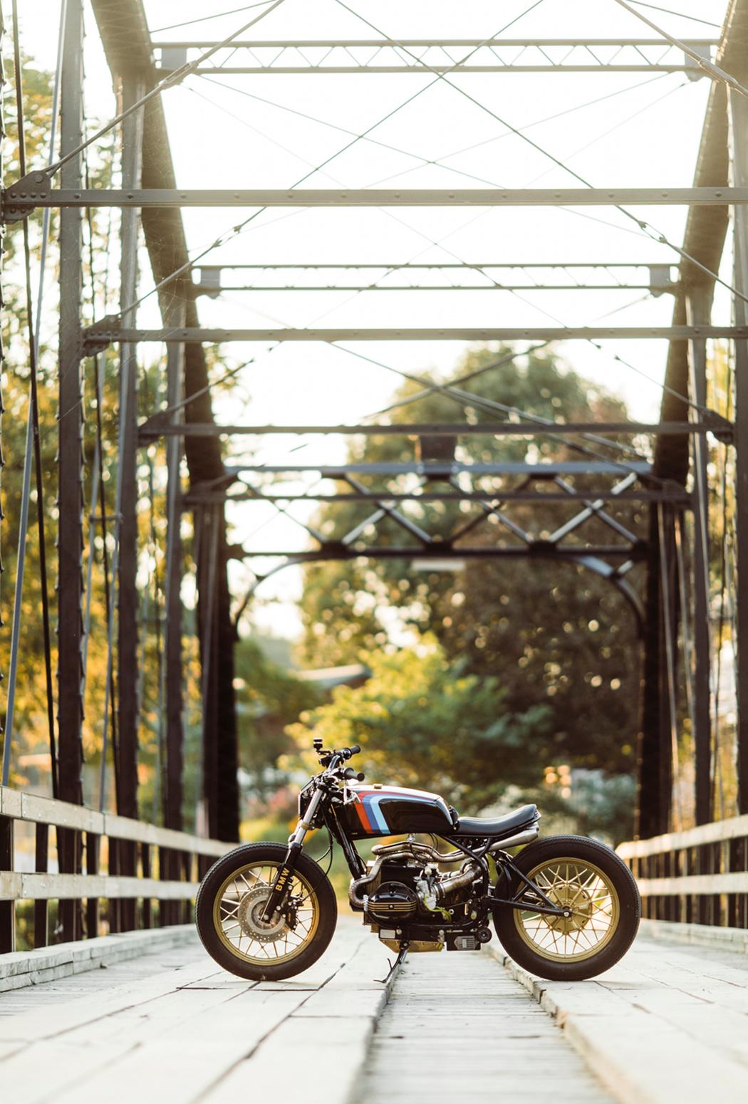 BMW R65 Custom by One-Up Moto Garage – BikeBound