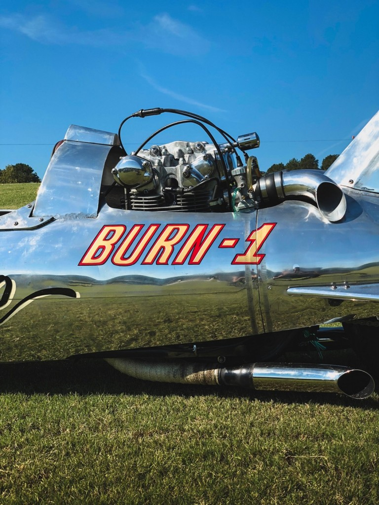 Burn-1 Skycycle