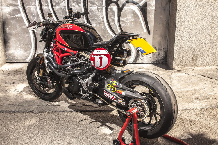 Mac Radiator Ducati