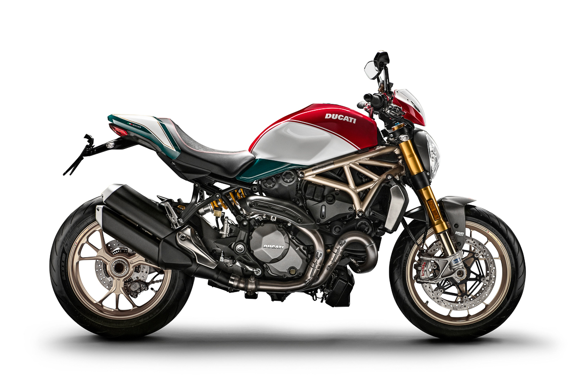Ducati Monster Insurance Bikebound