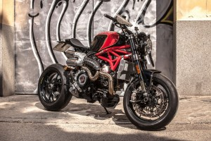 Ducati Monster 1200 R Custom