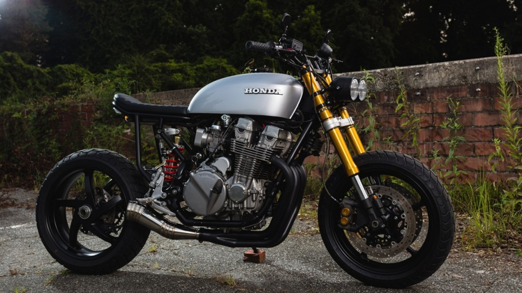 Honda CB750 Nighthawk Custom