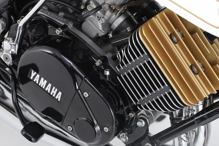 Yamaha RD400 Daytona Special Restomod