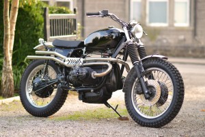 BMW R80RT Desert Sled