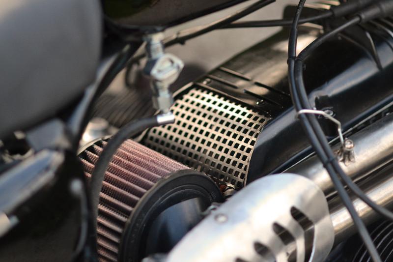 BMW R80RT Desert Sled