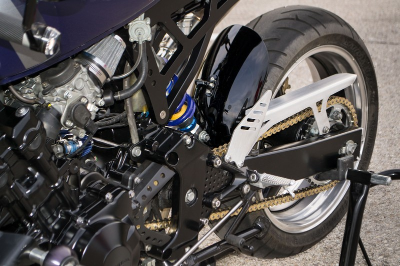 Honda Hornet 600 Cafe Racer