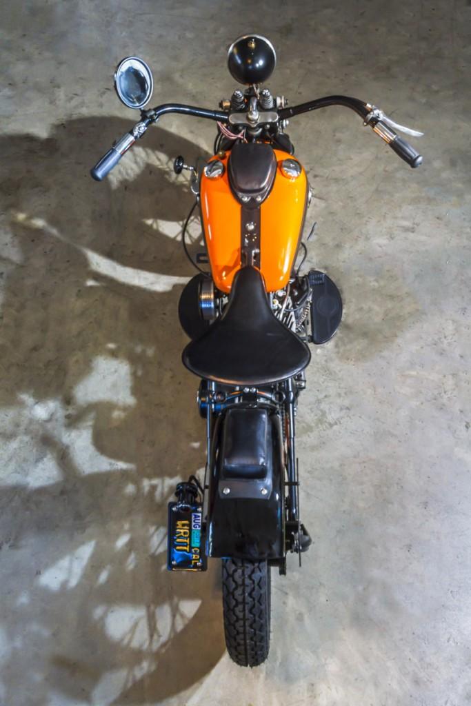Harley Davidson WRTT