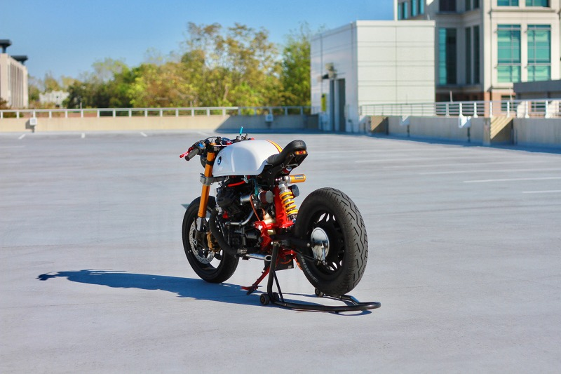 Honda CX500 Cafe Bobber