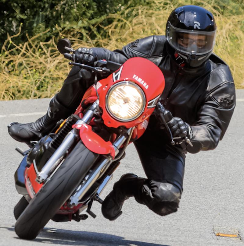 Yamaha RZ392