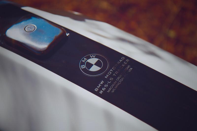 BMW R65 Street Tracker