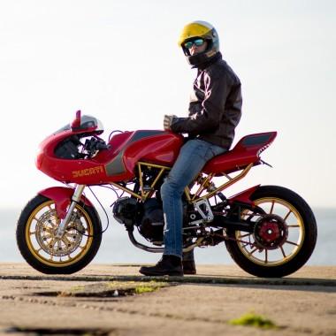 Ducati 750SS 900MHe Cafe Racer