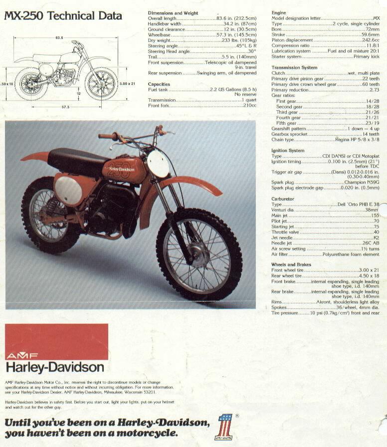 "Harley ""MX1000"" Ironhead by Bull Original – BikeBound"