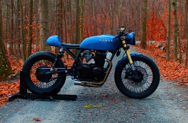 Honda CB550 Restomod