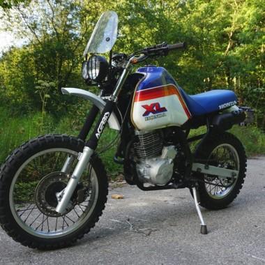 Honda NX650 Dakar