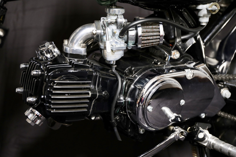 Honda Z50 Cafe Racer