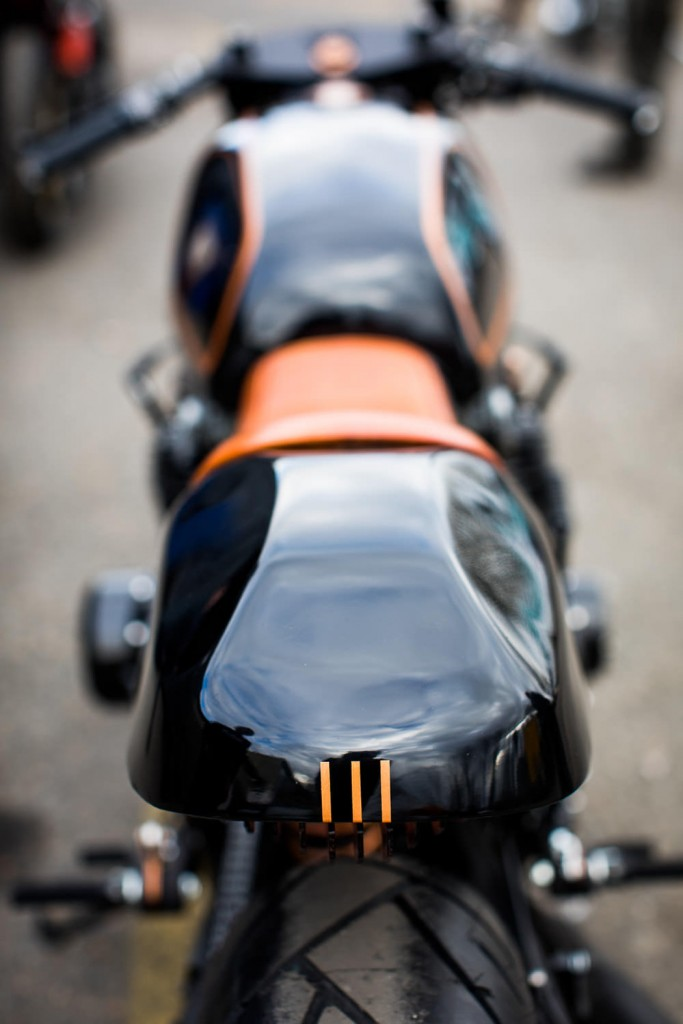 KZ1000 Restomod Cafe Racer