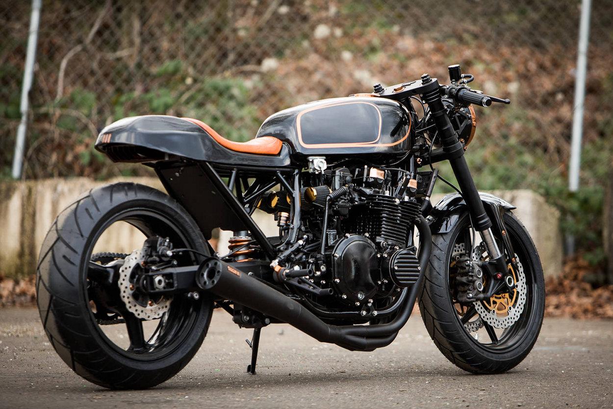 Kawasaki Kz1000 Restomod By Nova Motorcycles Bikebound