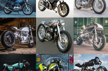 Best Cafe Racers 2018