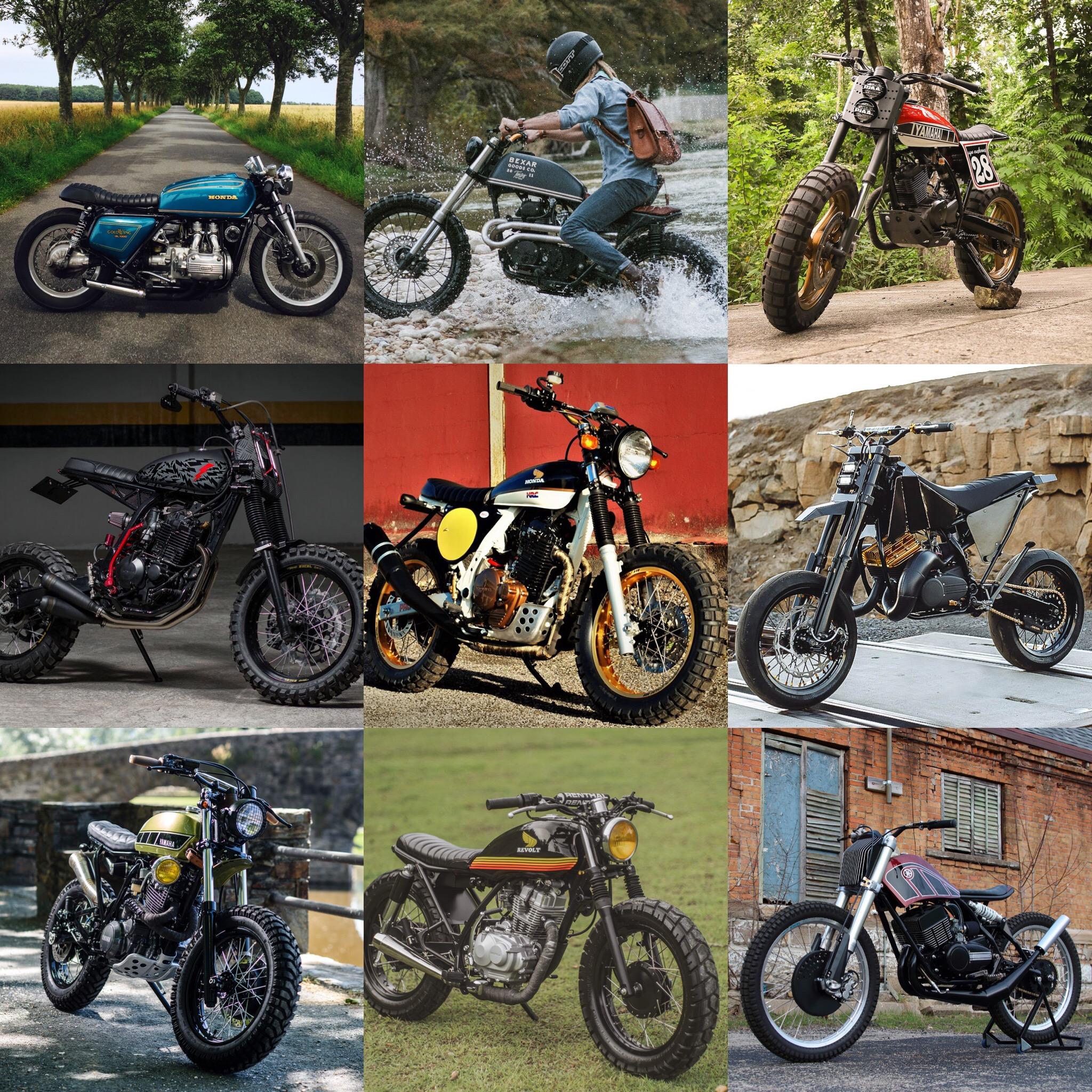 Top 10 Custom Motorcycles Of 2018 Bikebound