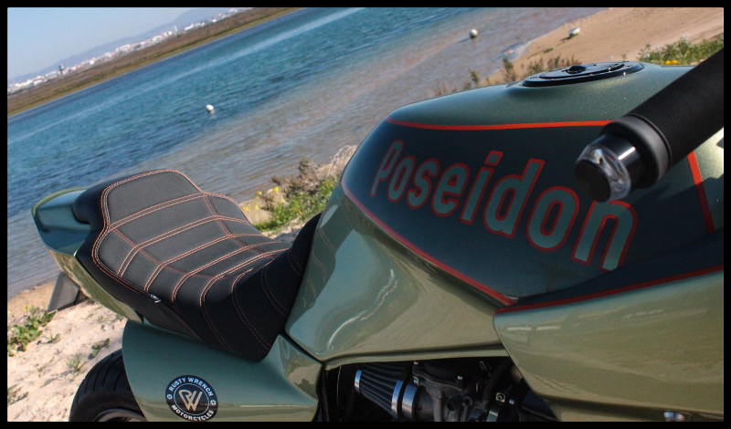 Kawasaki GPz1100 Custom