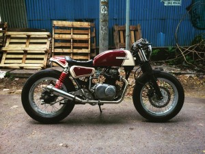 Honda CB175 Cafe Racer