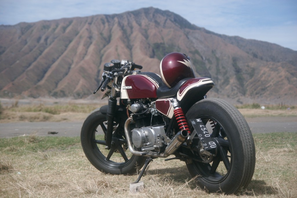Zero To Hero Honda Cb175 Cafe Racer Bikebound