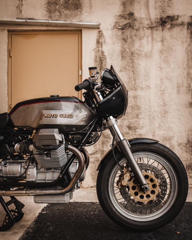 Moto Guzzi California 1100 Cafe Racer