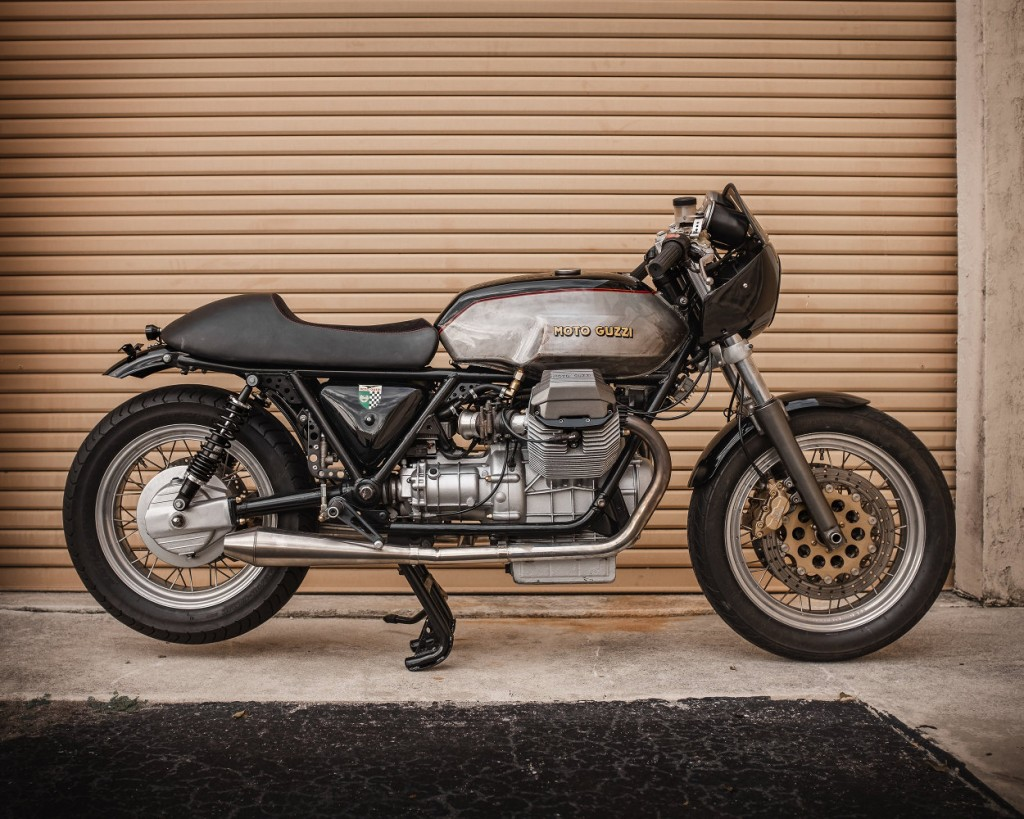Moto Guzzi California 1100 Cafe Racer