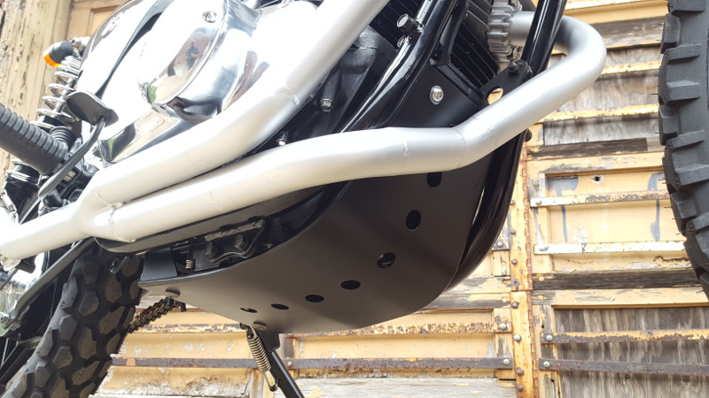 Suzuki GS450 Scrambler