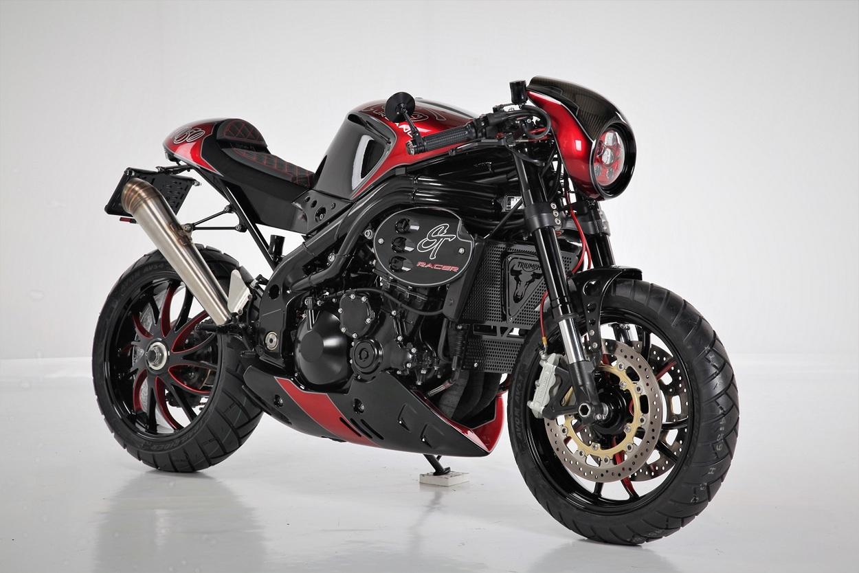 Toro Urbano Triumph Speed Triple By Sculpt Moto Bikebound