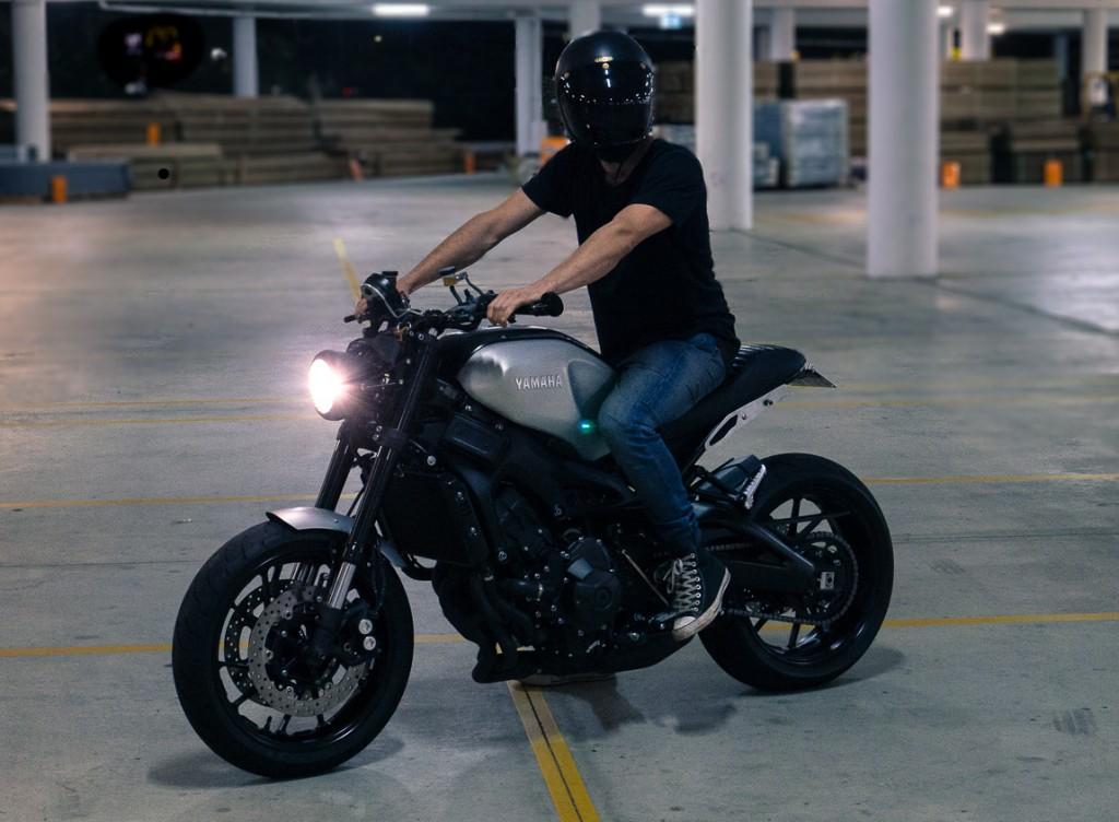 Yamaha XSR900 Custom
