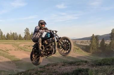 Harley Sportster Hooligan