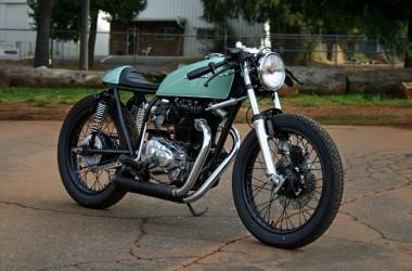 Honda CB360 Cafe Racer