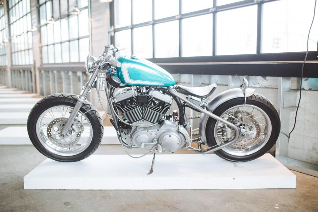 2001 Harley Davidson Sportster by Jason Hanson