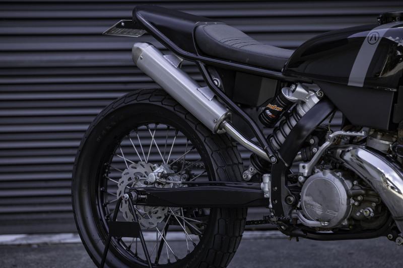 KTM 300 EXC Street Tracker