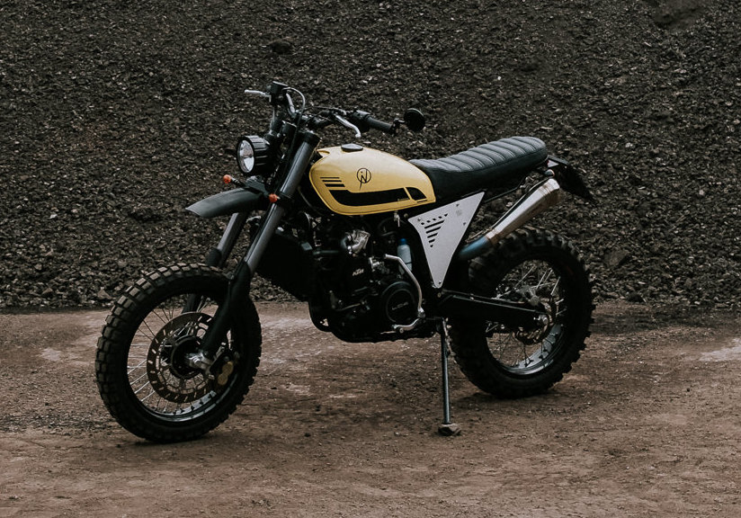 KTM 640 LC4 Scrambler