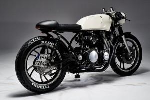 Yamaha XJ650 Cafe Racer
