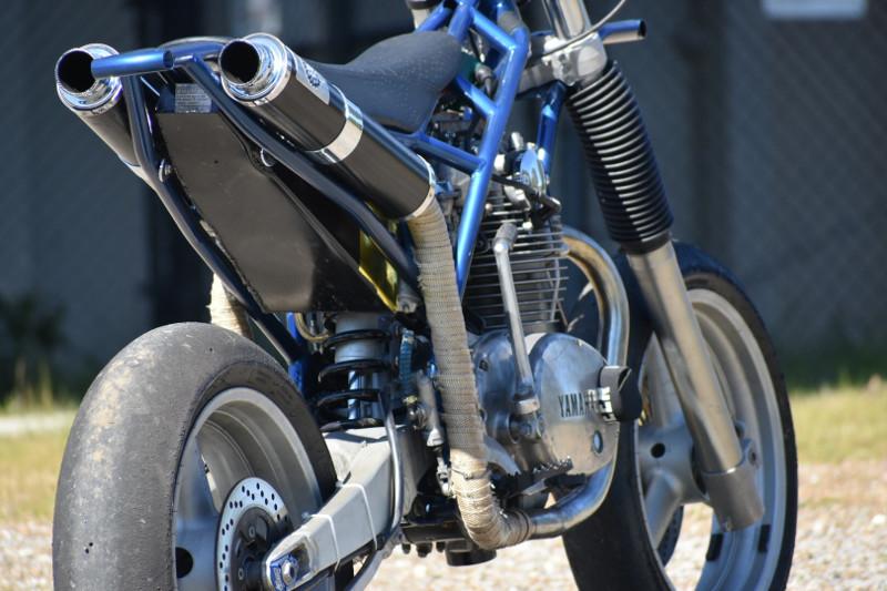 Yamaha XS650 Supermoto