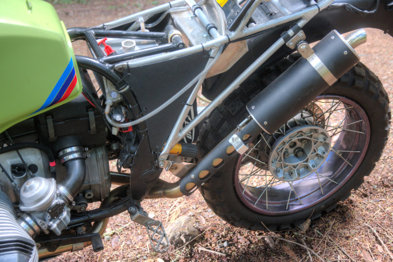 BMW R100GS Restomod