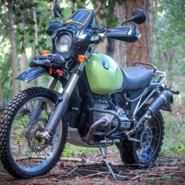 BMW R100GS Restomod