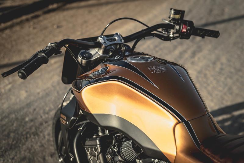 Honda CB1000R Tracker